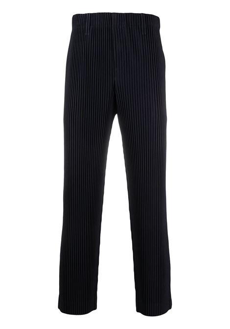 Pantaloni plissettati HOMME PLISSE | Pantalone | HP16JF15075