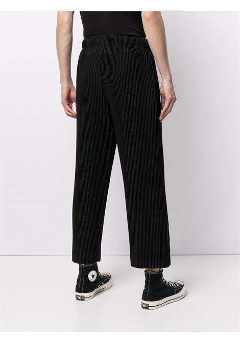 Pantaloni plissettati HOMME PLISSE | Pantalone | HP16JF20915