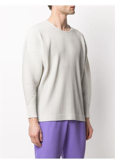 T-shirt  plissettata HOMME PLISSE | T-shirt | HP16JK10710