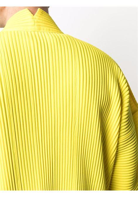 giacca kimono in tessuto plissé HOMME PLISSE | Cardigan | HP16JL12551