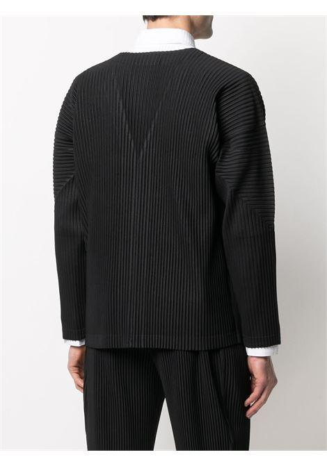 Cardigan plissettato HOMME PLISSE | Cardigan | HP16JL14115
