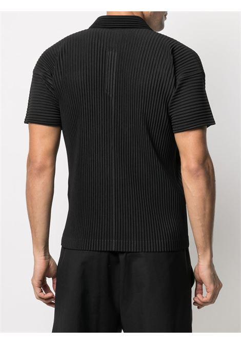 HOMME PLISSE | Polo Shirt | HP16JM03015