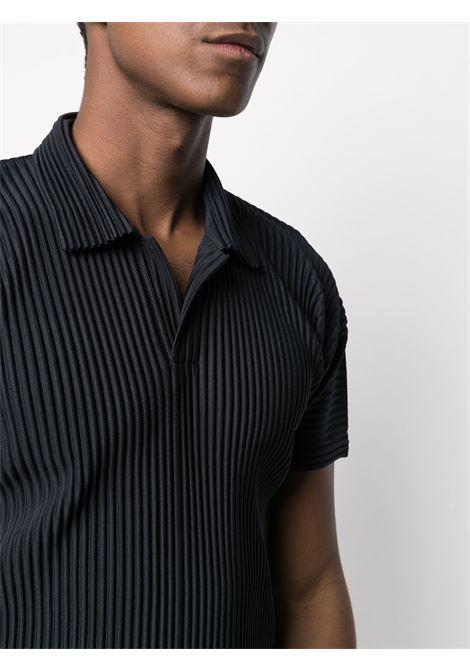 Polo plissettata HOMME PLISSE | Polo | HP16JM03075