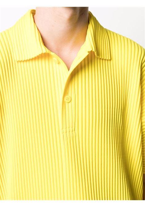 Polo oversize manica corta HOMME PLISSE | Polo | HP16JM12751