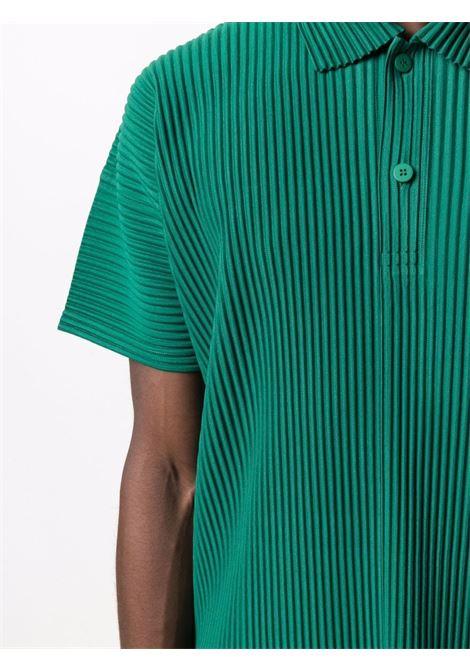 Polo oversize manica corta HOMME PLISSE | Polo | HP16JM12763