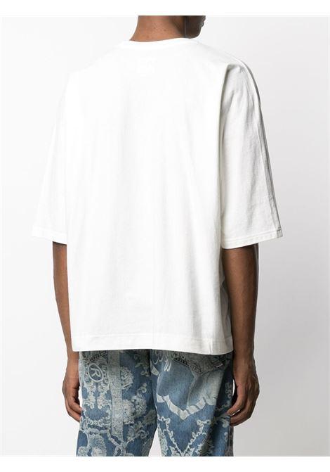 T-shirt girocollo, mezza manica HOMME PLISSE | T-shirt | HP17JK20001