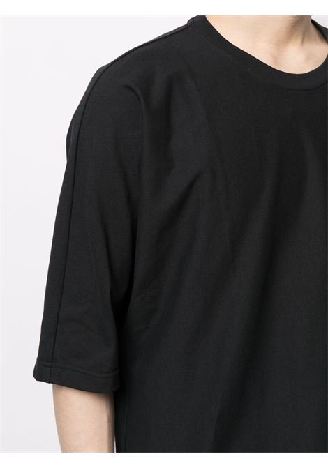 T-shirt girocollo  mezza manica HOMME PLISSE | T-shirt | HP17JK20015