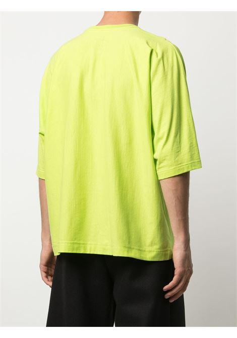 t-shirt oversize manica corta HOMME PLISSE | T-shirt | HP17JK30960