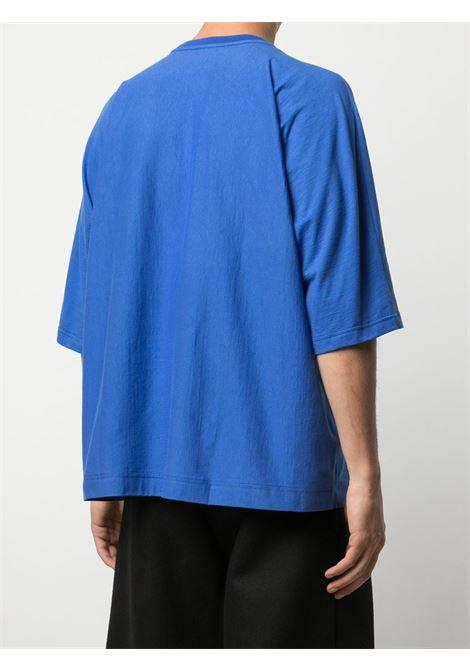 t-shirt oversize manica corta HOMME PLISSE | T-shirt | HP17JK30972