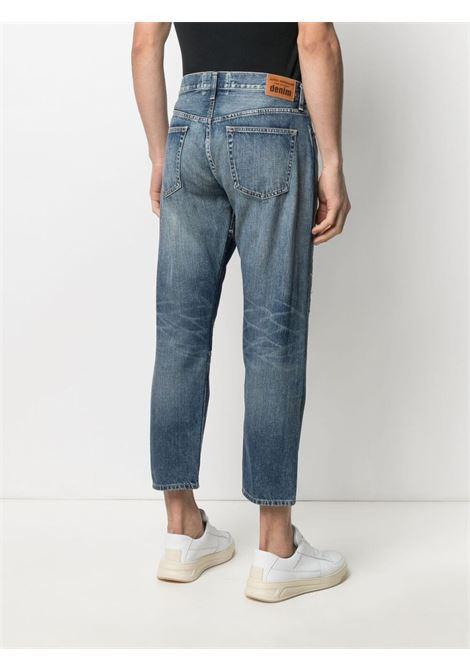 Jeans 5 tasche con toppe JUNYA WATANABE MAN DENIM | Jeans | XG-P101-0511