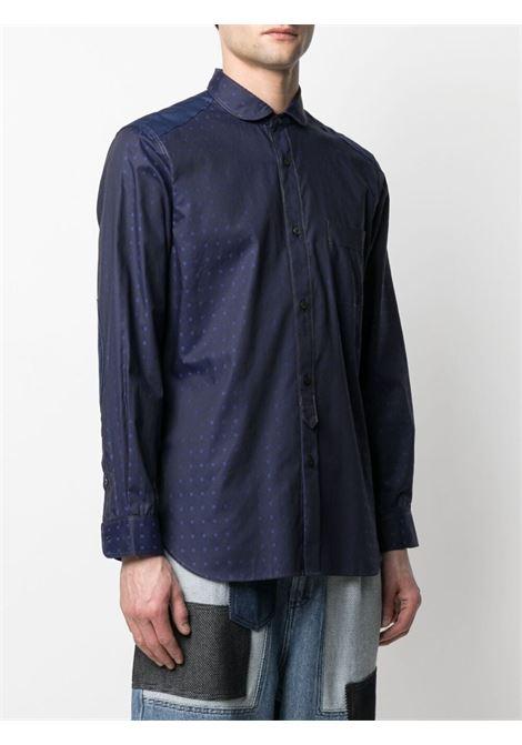 Camicia con colletto tondo JUNYA WATANABE MAN | Camicia | WG-B035-0511