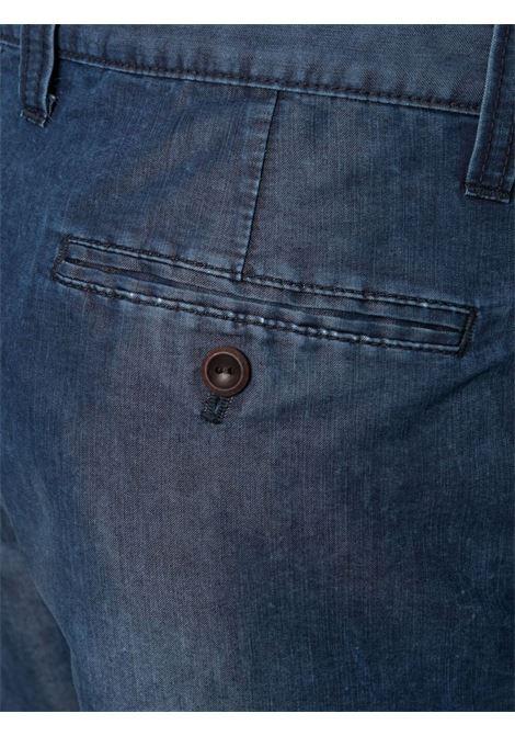 Pantalone con tessuto chambray lavato JUNYA WATANABE MAN | Pantalone | WG-P014-0511