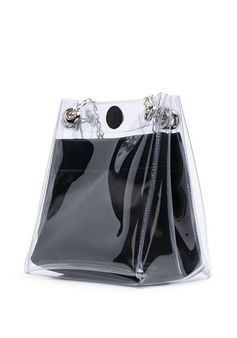 Borsa a spalla con catena color argento JUNYA WATANABE | Borsa | JG-K201-0511