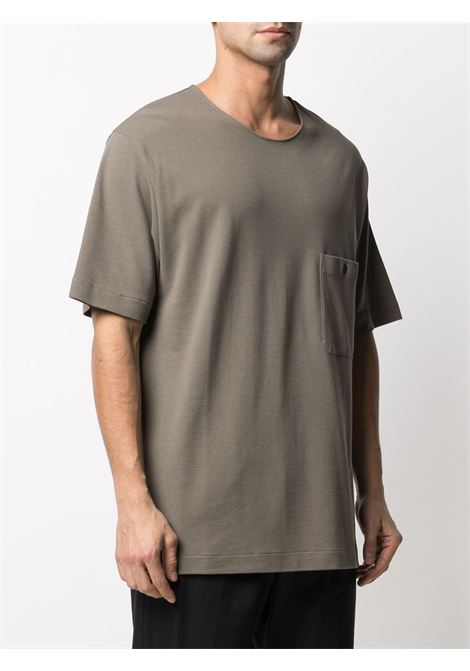 T-shirt con taschino LEMAIRE | T-shirt | M211JE194LJ054934