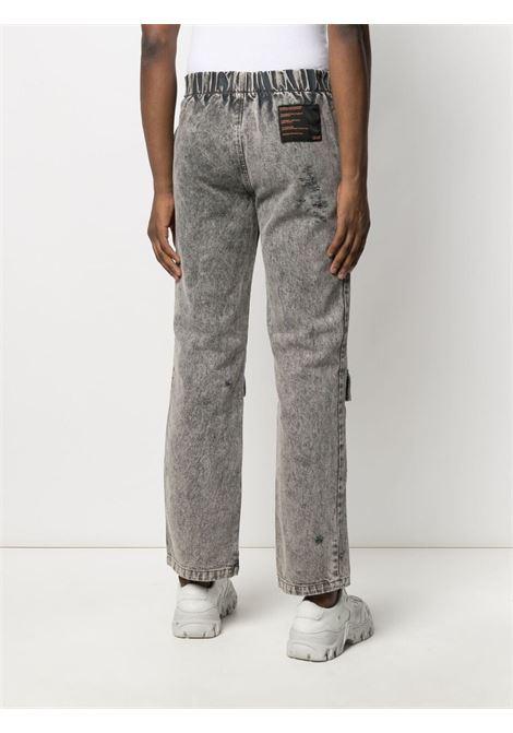 Pantaloni denim unisex con vita elasticizzata LIBERAL YOUTH MINISTRY | Pantalone | PT07DCP07