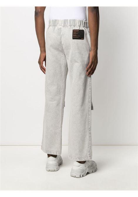 Pantaloni denim unisex con vita elasticizzata LIBERAL YOUTH MINISTRY | Pantalone | PT77CP77
