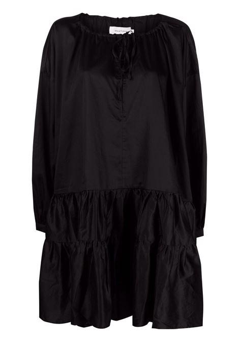 abito corto e ampio manica lunga