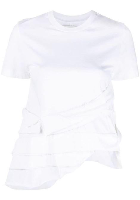 MARQUES ALMEIDA | T-Shirts | TP0382JRSWHITE