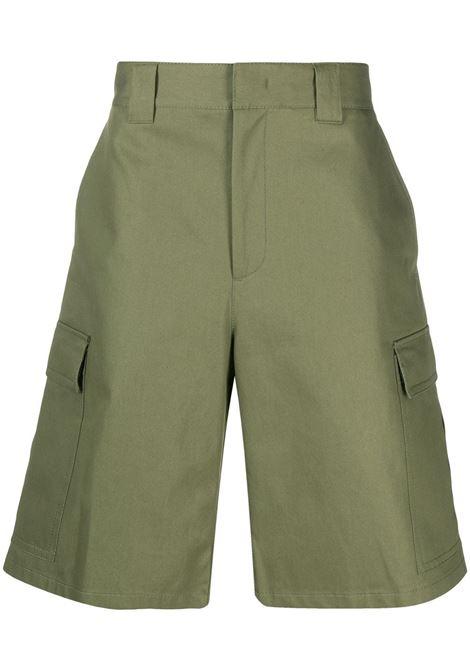MSGM | Bermuda Shorts | MB01X21710537