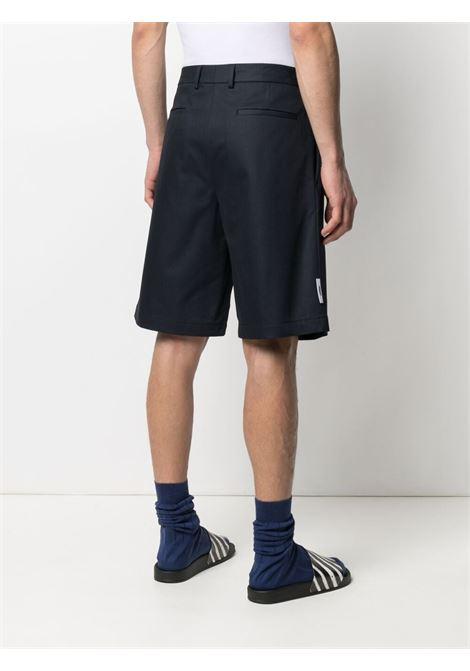 Shorts con applicazione con logo MSGM | Bermuda | MB0821710589