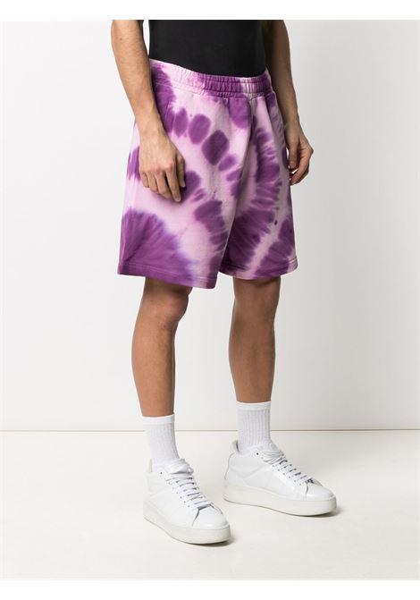 Shorts sportivi con logo ricamato MSGM | Shorts | MB6321709572