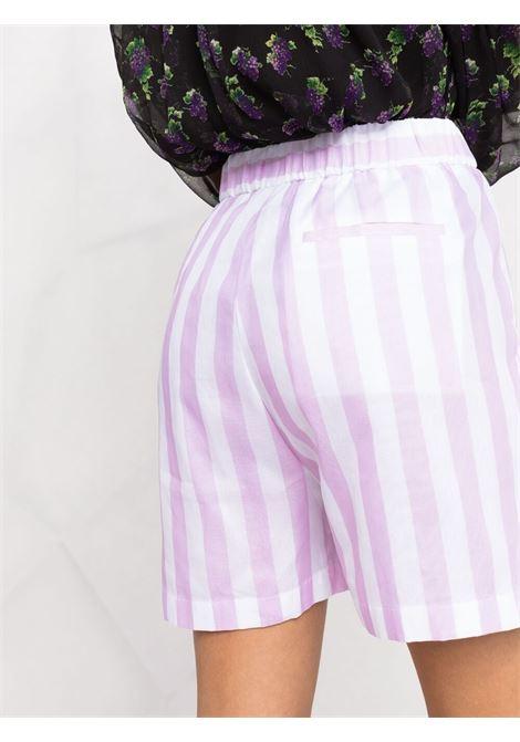 Shorts a righe con vita elasticizzata MSGM | Shorts | MDB103A21731012