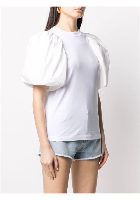 T-shirt con maniche a palloncino MSGM | T-shirt | MDM7521729801