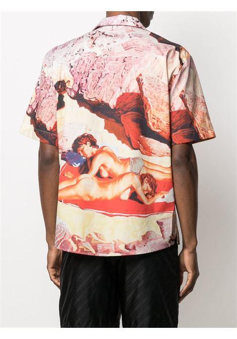 Camicia con stampa MSGM | Camicia | ME1521702023