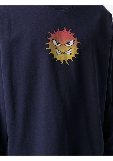 felpa leggera con bordi in contrasto PACCBET | T-shirt | PACC8T0131