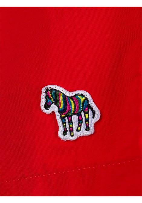 boxer mare con logo zebra PAUL SMITH | Costume | M1A-465D-AU25525
