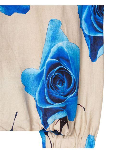 Giubbotto con stampa a fiori e cappuccio PAUL SMITH | Giubbotto | M1R-020U-F0143345