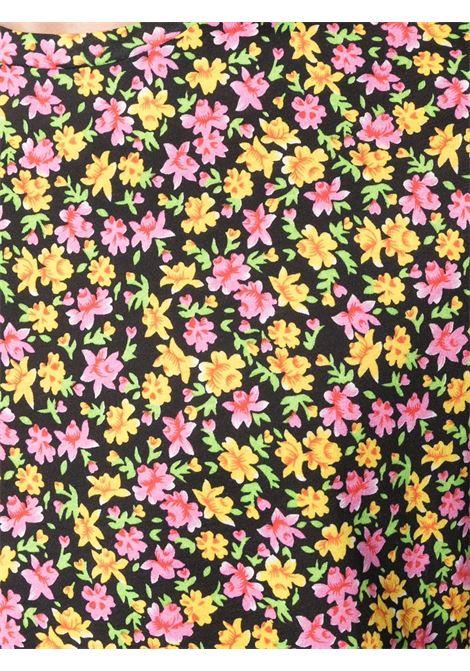 T-shirt a fiori con scollo tondo PAUL SMITH | T-shirt | M1R-202U-FP269613
