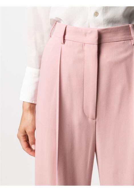 Pantaloni dritti a vita alta PAUL SMITH | Pantalone | W1R-231T-F1058520