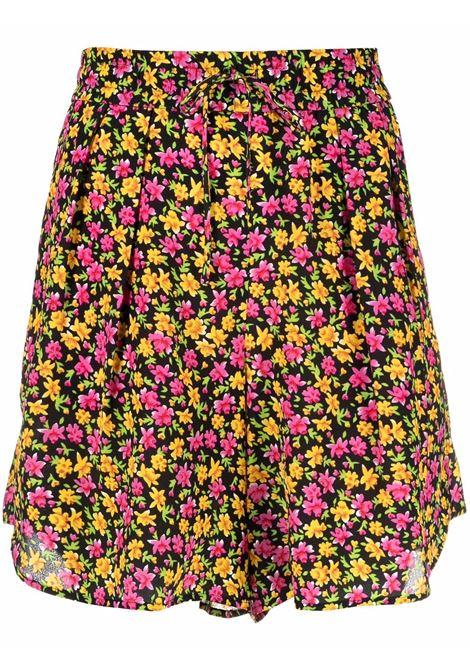 bermuda con pences a fiori PAUL SMITH | Shorts | W1R-234T-F1061513