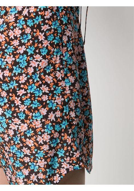 Shorts a fiori con vita elasticizzata PAUL SMITH | Shorts | W1R-234T-F10615.22