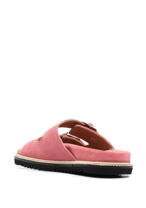 sandalo aperto con fibbie PAUL SMITH | Scarpe | W1S-PNX02-FSUE20