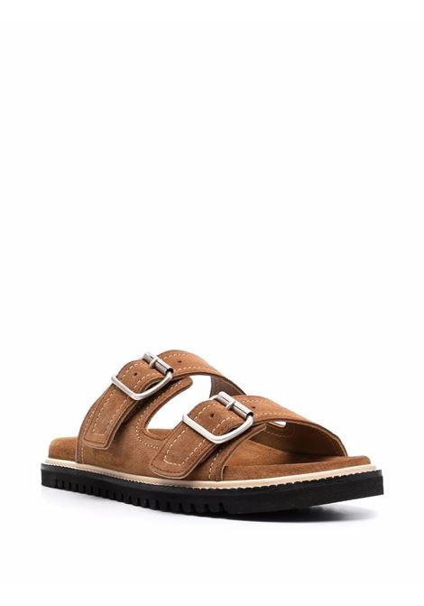 sandalo con fibbie in metallo PAUL SMITH | Scarpe | W1S-PNX03-FSUE62