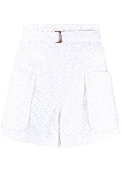 Shorts in pizzo sangallo PHILOSOPHY di LORENZO SERAFINI | Shorts | A030421370001