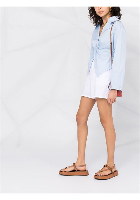 Shorts con vita elasticizzata PHILOSOPHY di LORENZO SERAFINI | Shorts | A031421200001