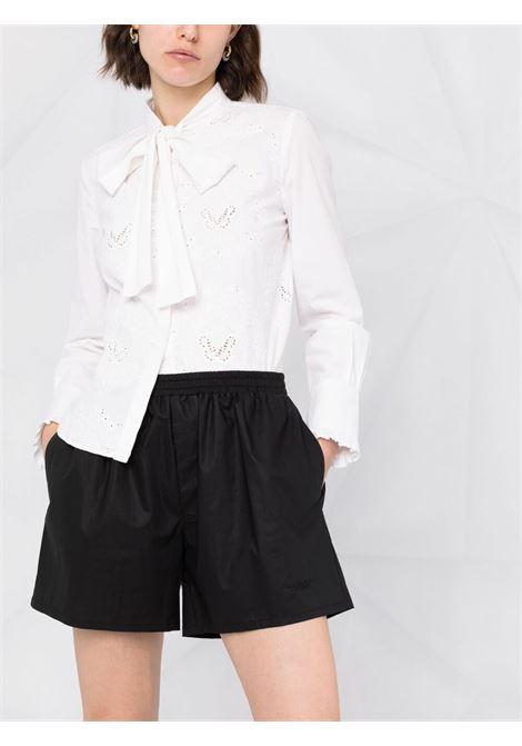 Shorts con vita elasticizzata PHILOSOPHY di LORENZO SERAFINI | Shorts | A031421200555