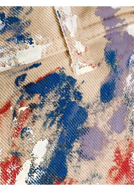 shorts tasche laterali pitturato a mano PHILOSOPHY di LORENZO SERAFINI | Bermuda | A031921332888