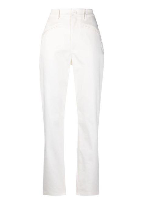 Pantaloni slim a vita alta PHILOSOPHY di LORENZO SERAFINI | Pantalone | A03217222
