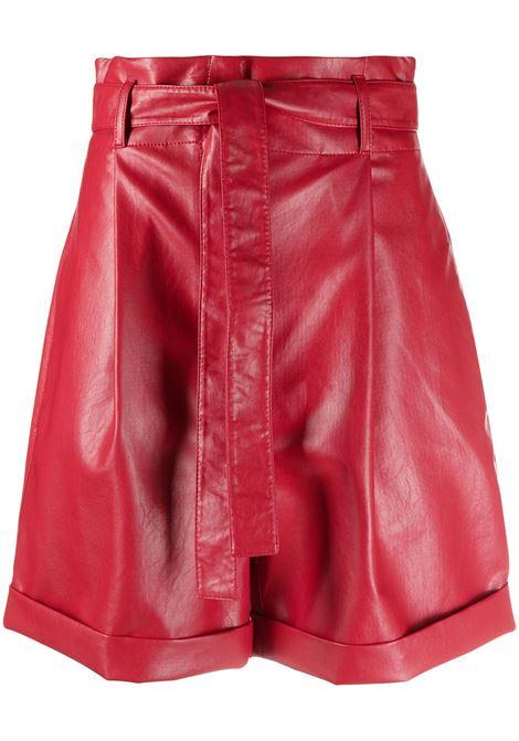 Shorts in ecopelle PHILOSOPHY di LORENZO SERAFINI | Pantalone | A0323740118