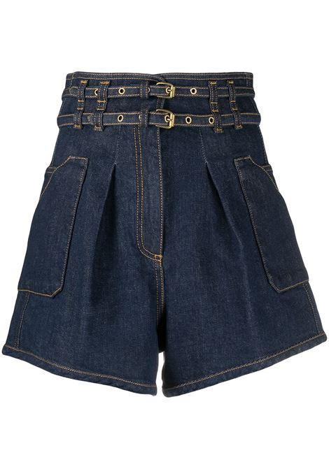 Shorts denim PHILOSOPHY di LORENZO SERAFINI | Pantalone | A0325730343