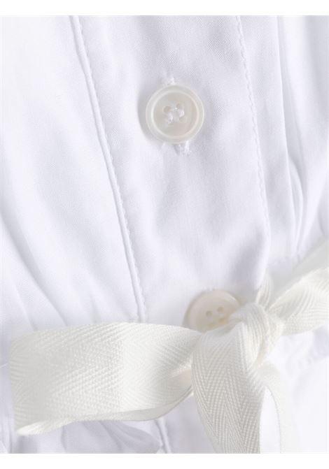 abito con bretelle pitturato a mano PHILOSOPHY di LORENZO SERAFINI | Abito | A040621191888