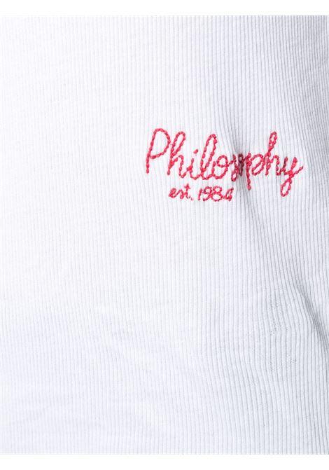 PHILOSOPHY di LORENZO SERAFINI | Tank top | A080421450002