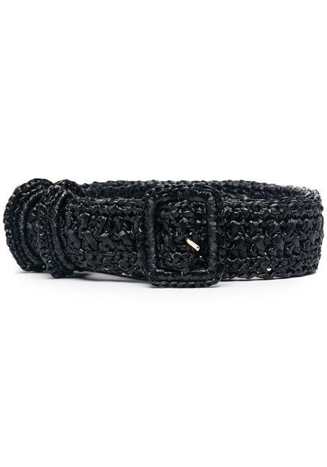 Cintura lavorata all'uncinetto PHILOSOPHY di LORENZO SERAFINI | Cintura | A30012180555