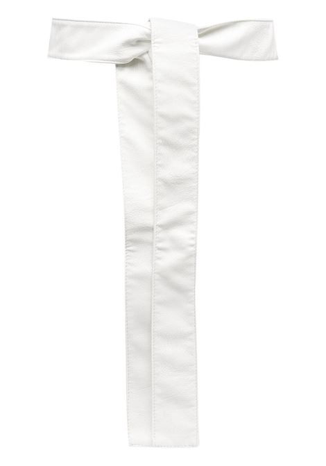 Cintura con chiusura con fiocco. PHILOSOPHY di LORENZO SERAFINI | Cintura | A30087402