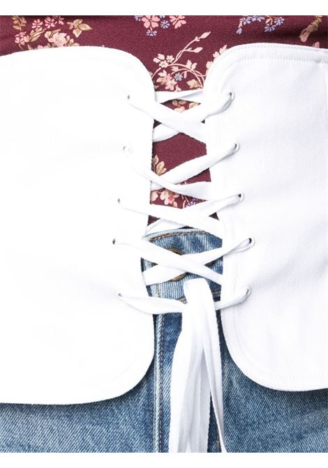 cintura alta con stringhe PHILOSOPHY di LORENZO SERAFINI | Cintura | A440521240001