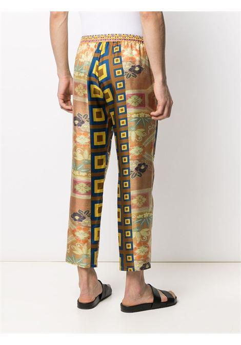 Pantaloni unisex con stampa PIERRE LOUIS MASCIA | Pantalone | ALOE/S10959119415